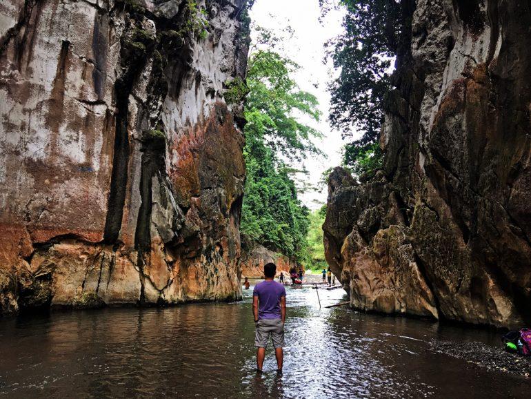 My Weekend Getaway To Tuburan Cebu Marmol Cliff