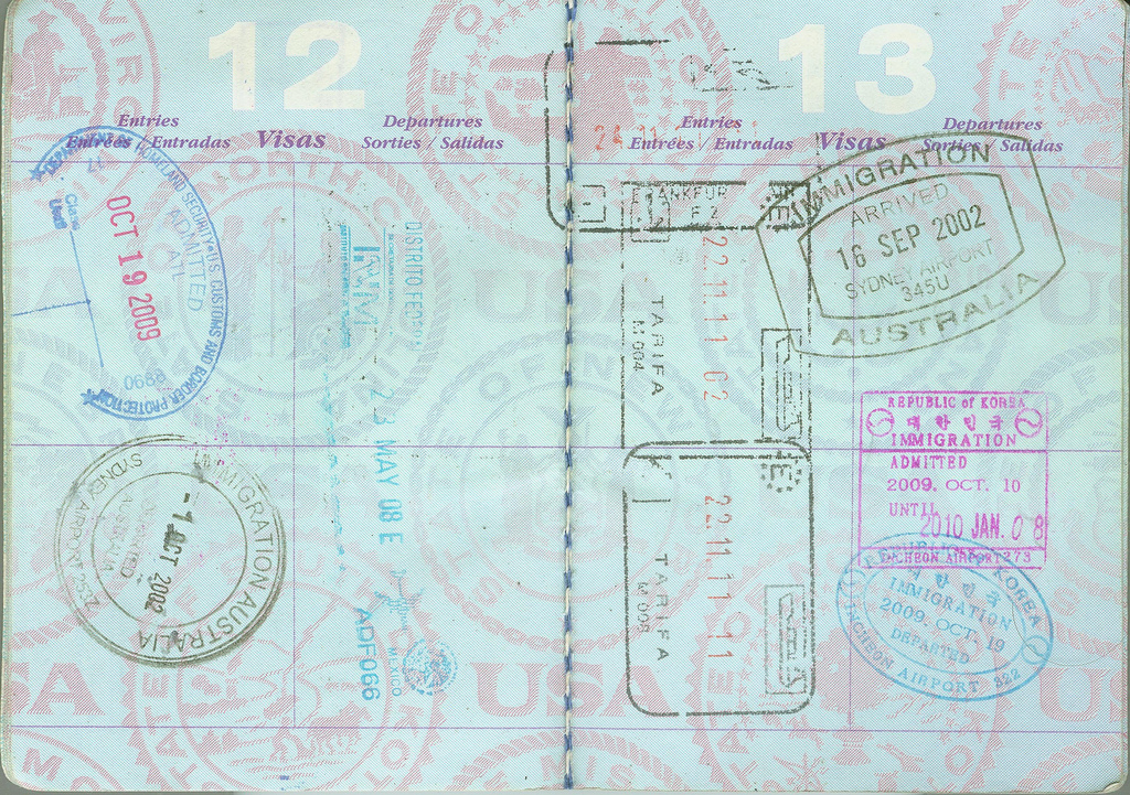 Travellers Arriving And Departing South Korea Will No Longer Receive Passport Stamps
