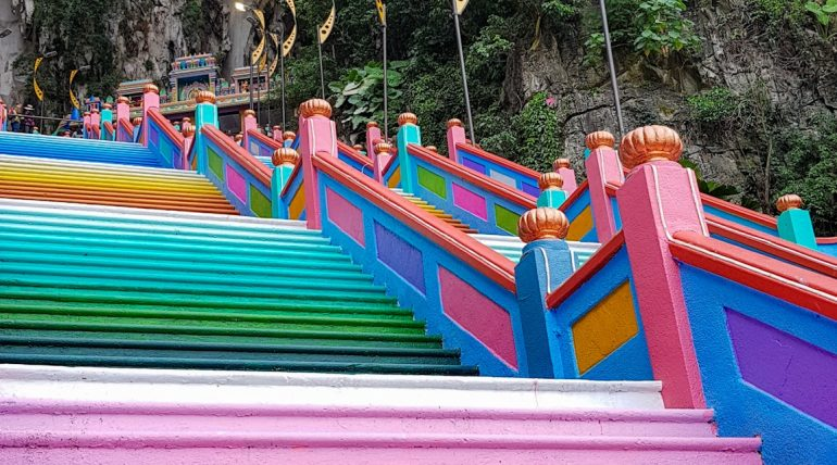 Have You Seen The New Look Of Batu Caves In Malaysia
