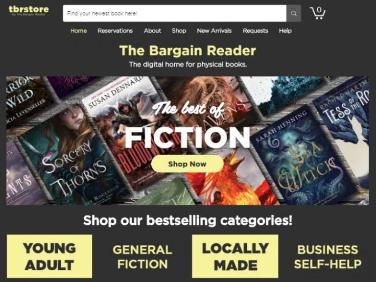 online bookstores in the philippines