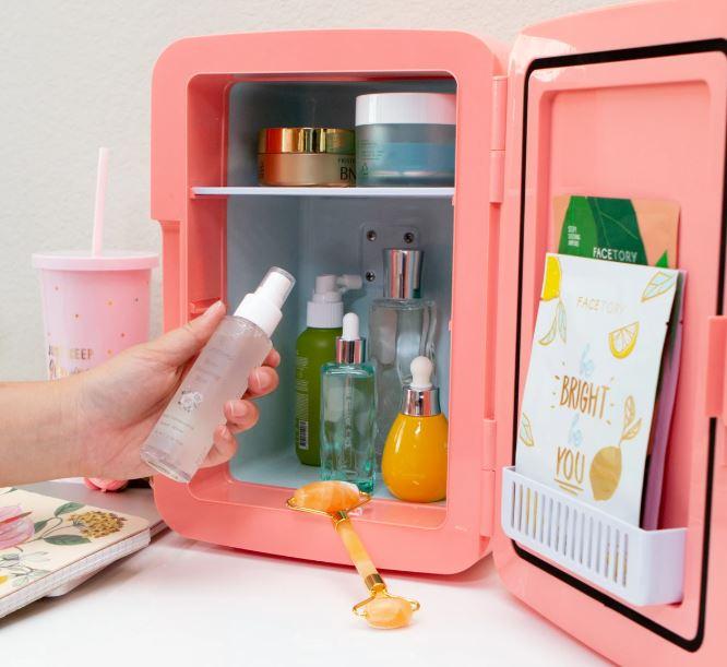 cosmetics refrigerator