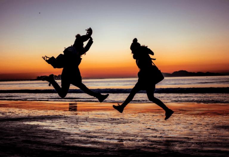 millennial travellers