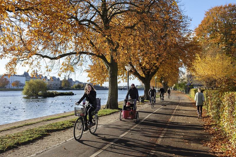 Bike-friendly cities: Copenhagen