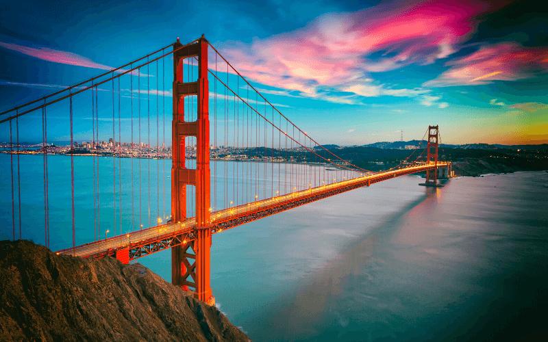 Bike-friendly cities: San Francisco