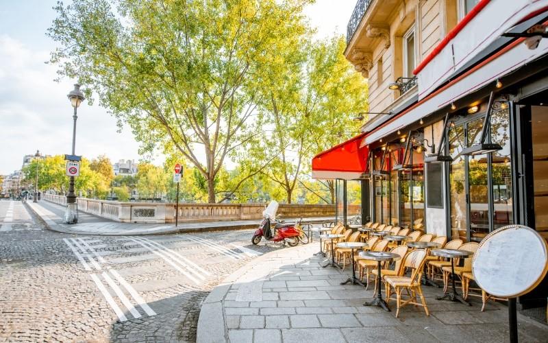 Bike-friendly cities: Paris