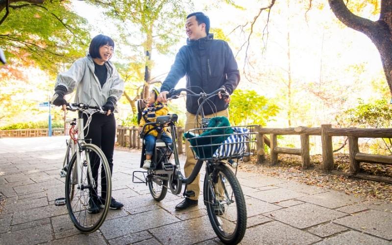 Bike-friendly cities: Tokyo