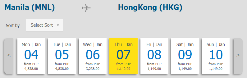 Cebu Pacific Seat Sale for Flights Until 2021 to Run Until 26 Aug