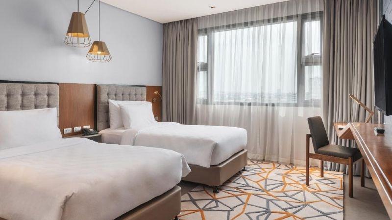 robinsons hotels & resorts quarantine facility