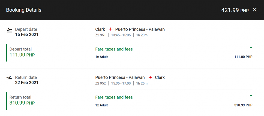 AirAsia Seat Sale August 2020: Book One-Way Flights for ₱111