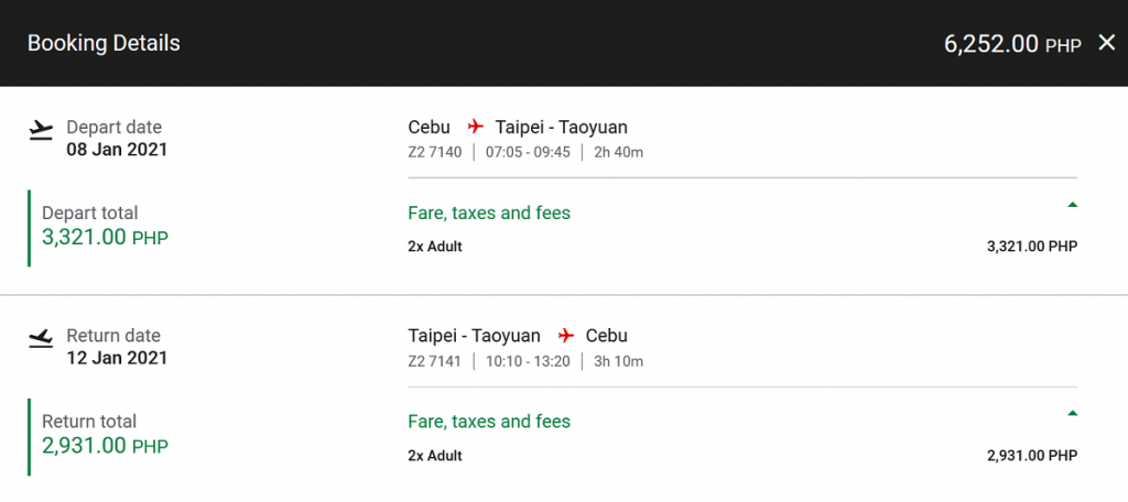 2021 Budget Travels Made Possible With AirAsia Buy 1 Take 1 Sale