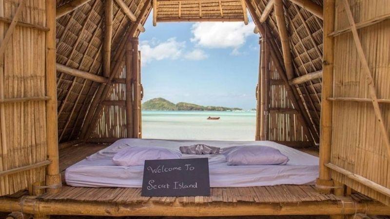 airbnb coron