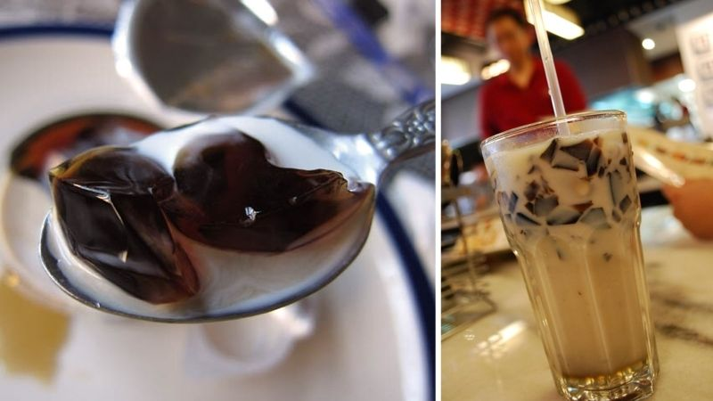 coffee recipes: coffee jelly