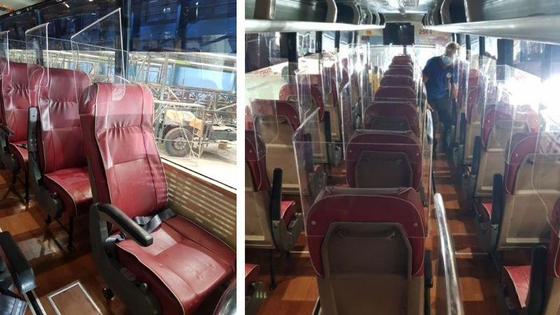 Victory Liner bus protocol
