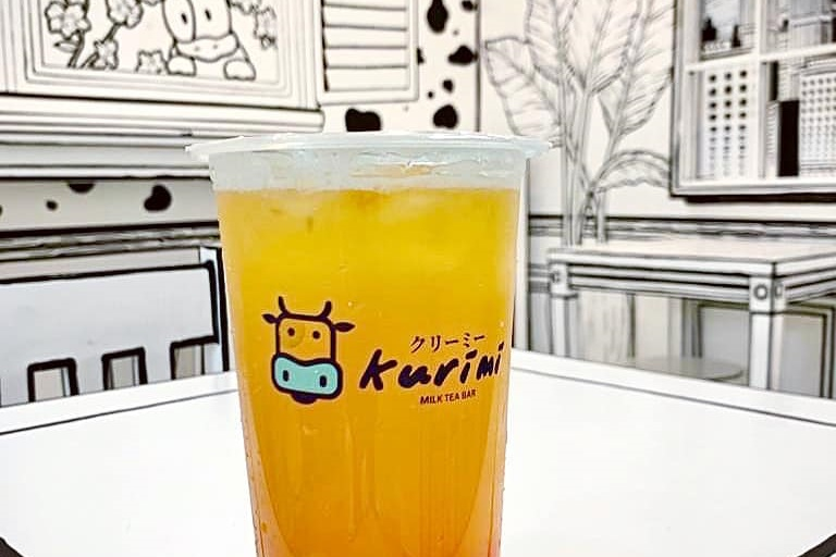 kurimi milk tea bar