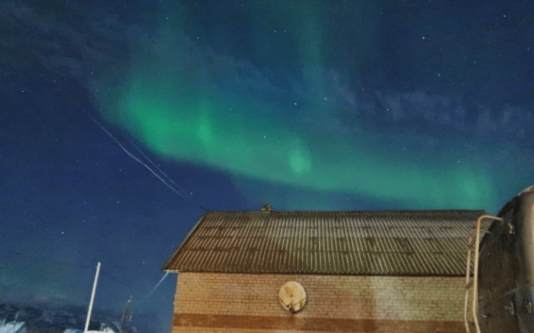 northern lights russia