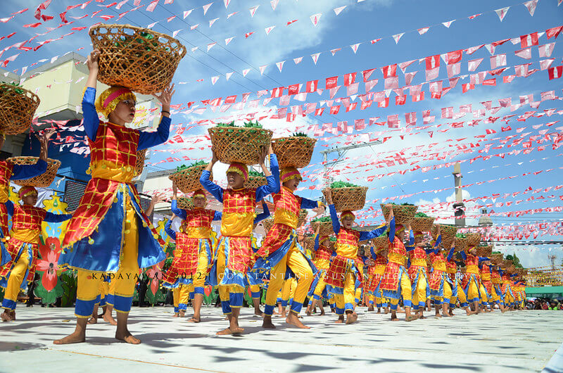 The Misters of the Philippines 2014 Festival Costume