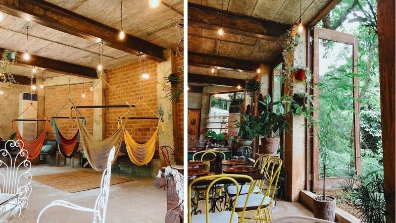cafes in antipolo: burrow cafe