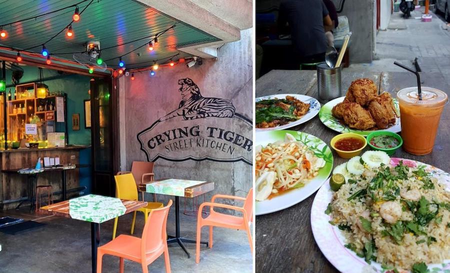 thai restaurants in manila