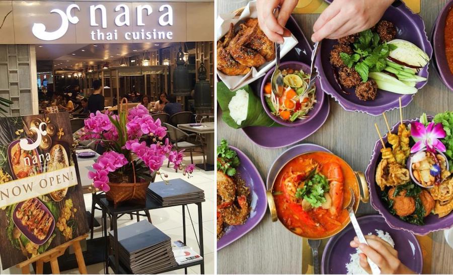 thai food in manila