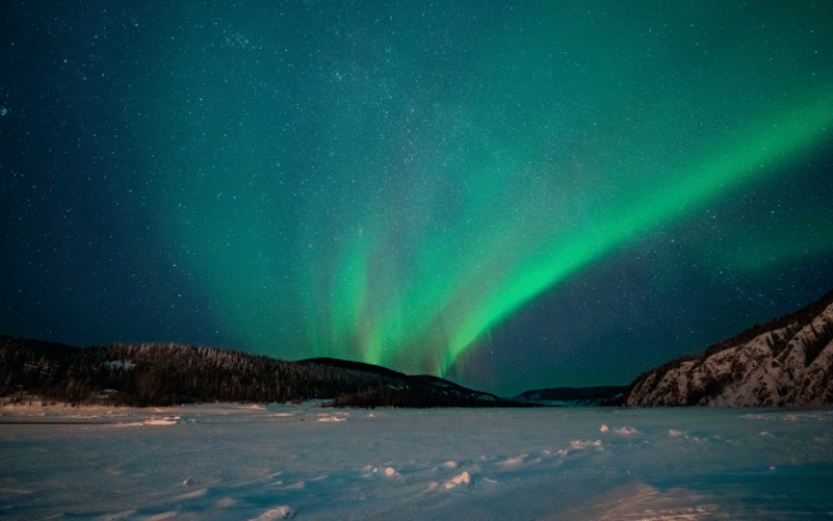 where to see the Northern Lights