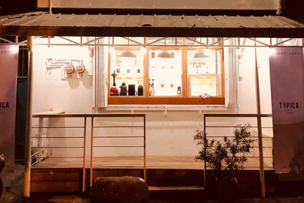 New Coffee Shop in Tanay, Rizal is a Reused Sari-Sari Store