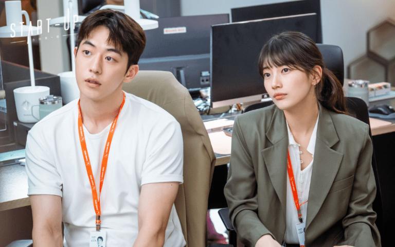 Start-Up K-Drama
