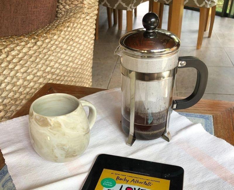 coffee essentials: french press