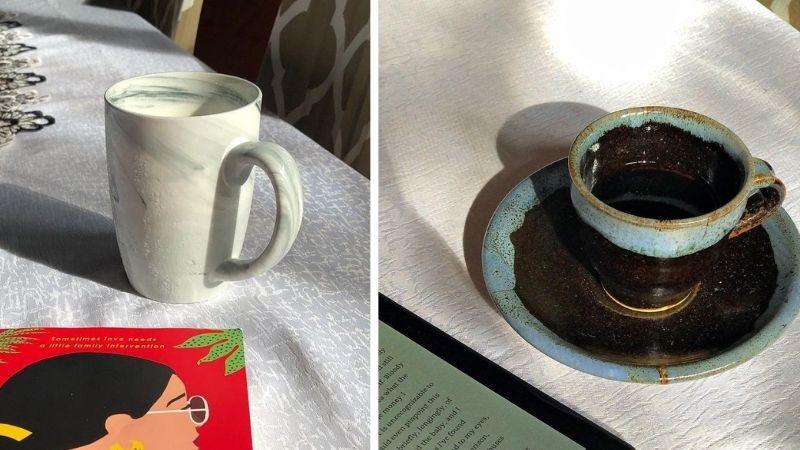 coffee essentials: mugs, tumblers, coffee cups