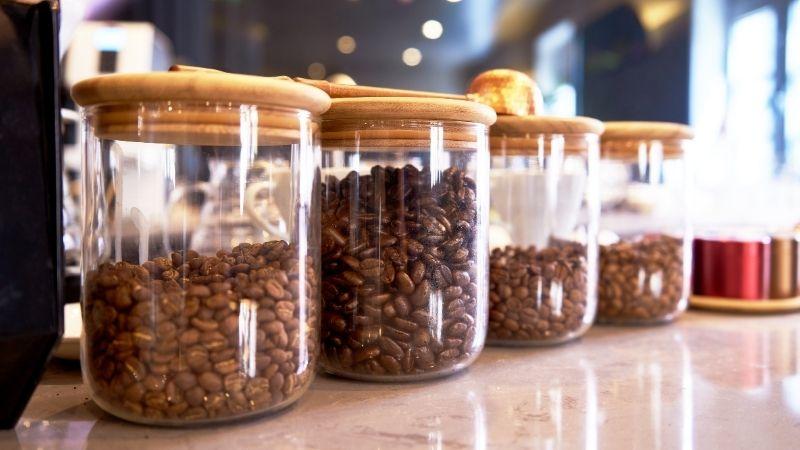 coffee essentials: coffee beans