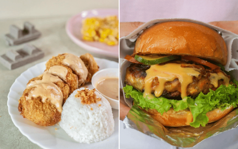 Vegan Food Options Metro Manila