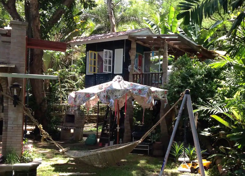 Eco-Friendly Treehouse Airbnb in Zambales