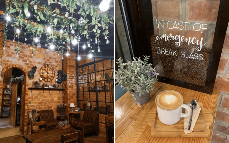 coffee space Cagayan de Oro