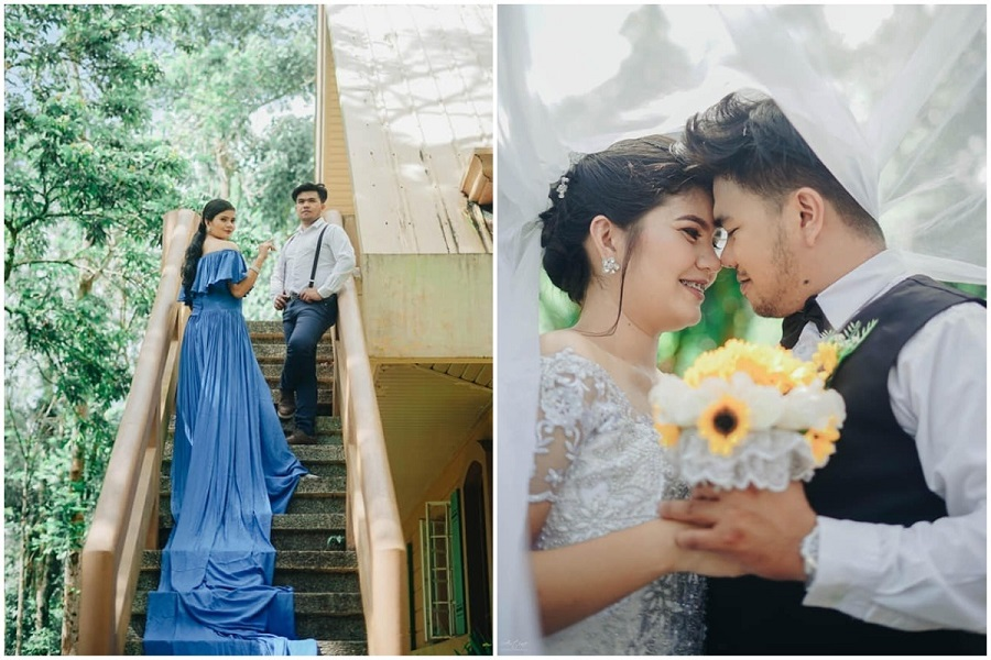 The Story of the Mala-Teleseryeng Prenup Shoot in Camarines Norte