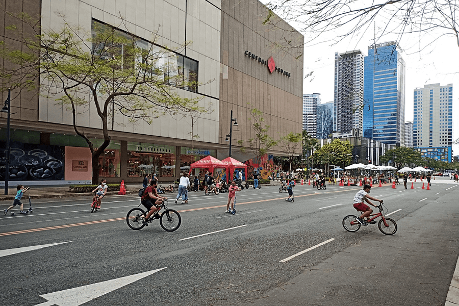 The Best Places to Learn Biking in Manila for All Ages