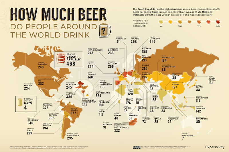 This Is How Much Filipinos Spend on Beer Every Year