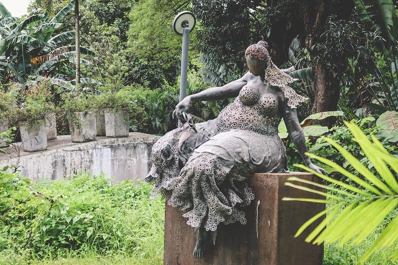 Jardin de Miramar's Garden of Art in Antipolo