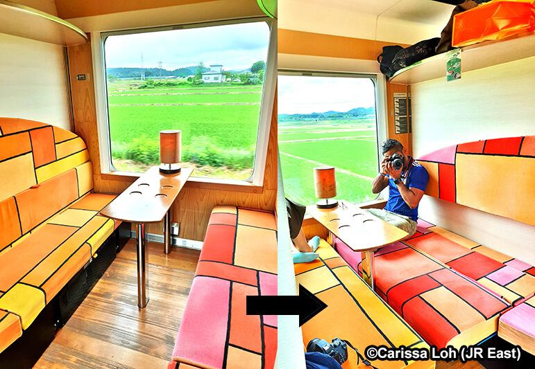 Resort Shirakami: The Joyful Train That Blends Design, Food, and More