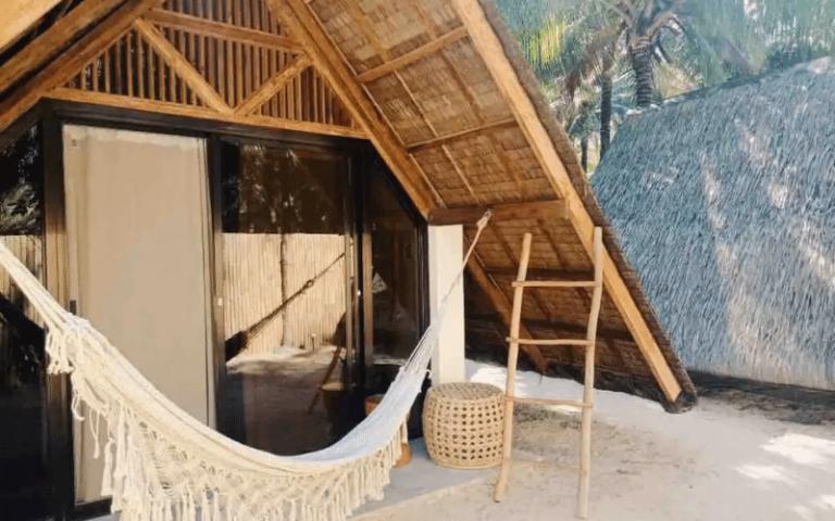 airbnb balerfornia huts