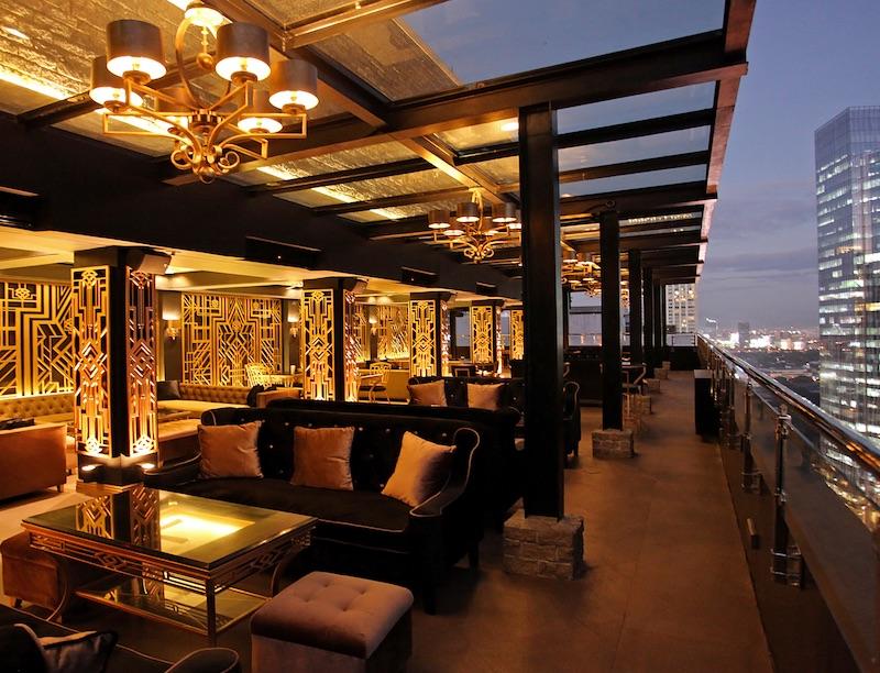rooftop restaurants in manila