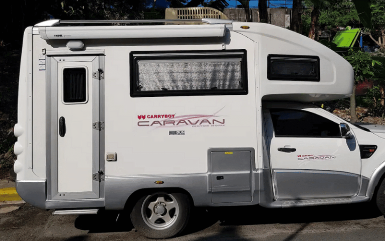 airbnb trailer philippines bgc