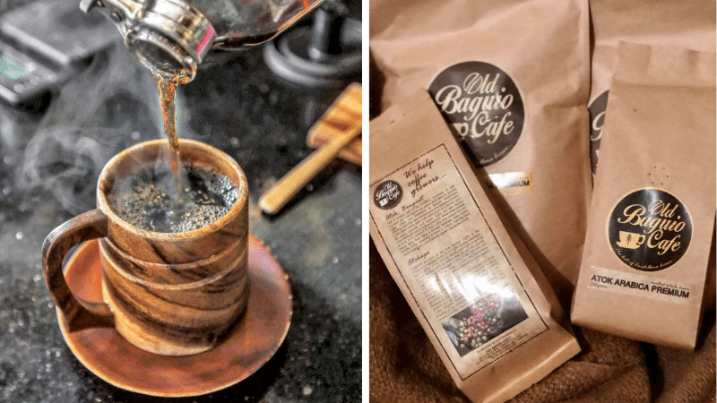 atok benguet coffee