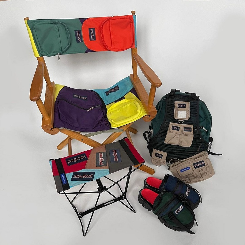 Nicole McLaughlin JanSport Products
