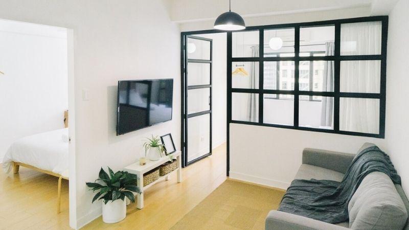 nordic style bgc apartment
