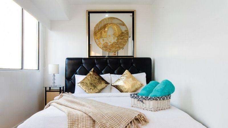 stylish airbnb in bgc