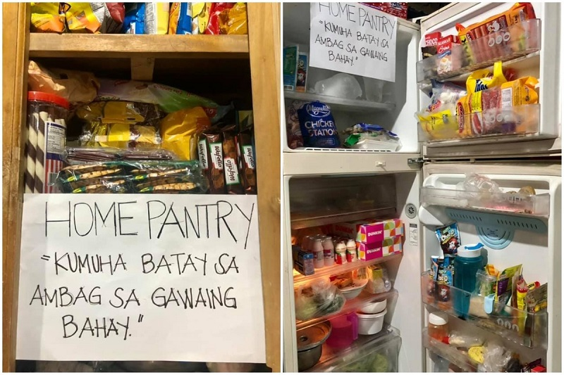 witty community pantries