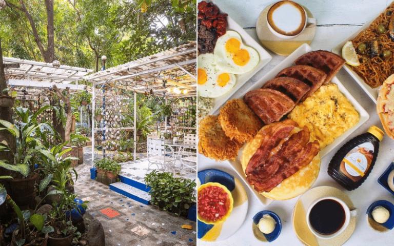 garden restaurants in Manila 6