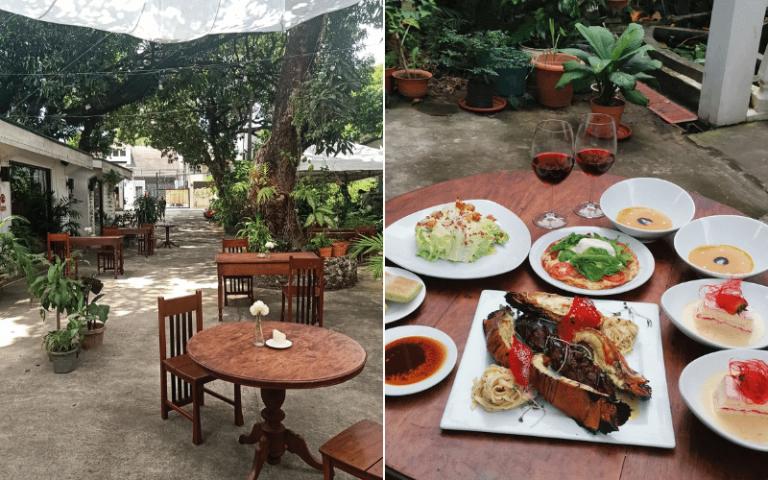 garden restaurants in Manila 7