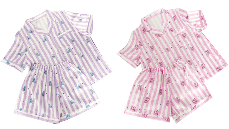 Cute BT21 Pajamas for Women