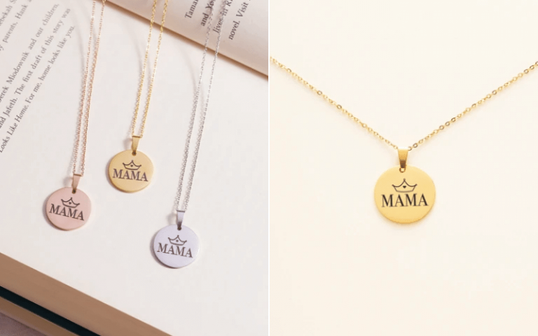 mothers day gift ideas necklace