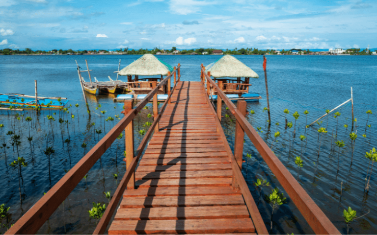 vacation spots in the philippines leyte